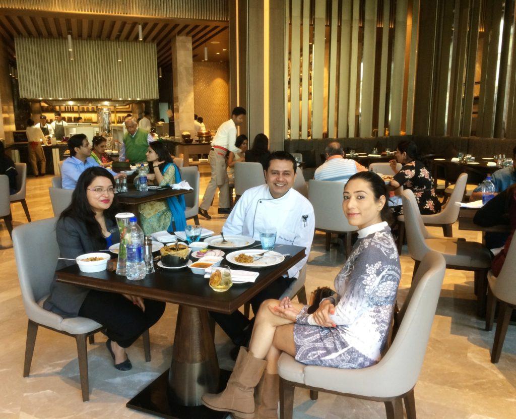 Indore Marriott Executive Chef Vivek Kalia