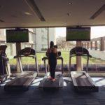 Indore Marriott Fitness Center