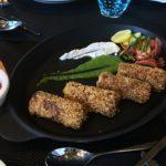 Indore Marriott Lamb Seekh Kebab