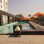 Indore Marriott Outdoor Pool