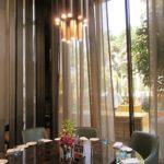 Indore Marriott Private Dining Area