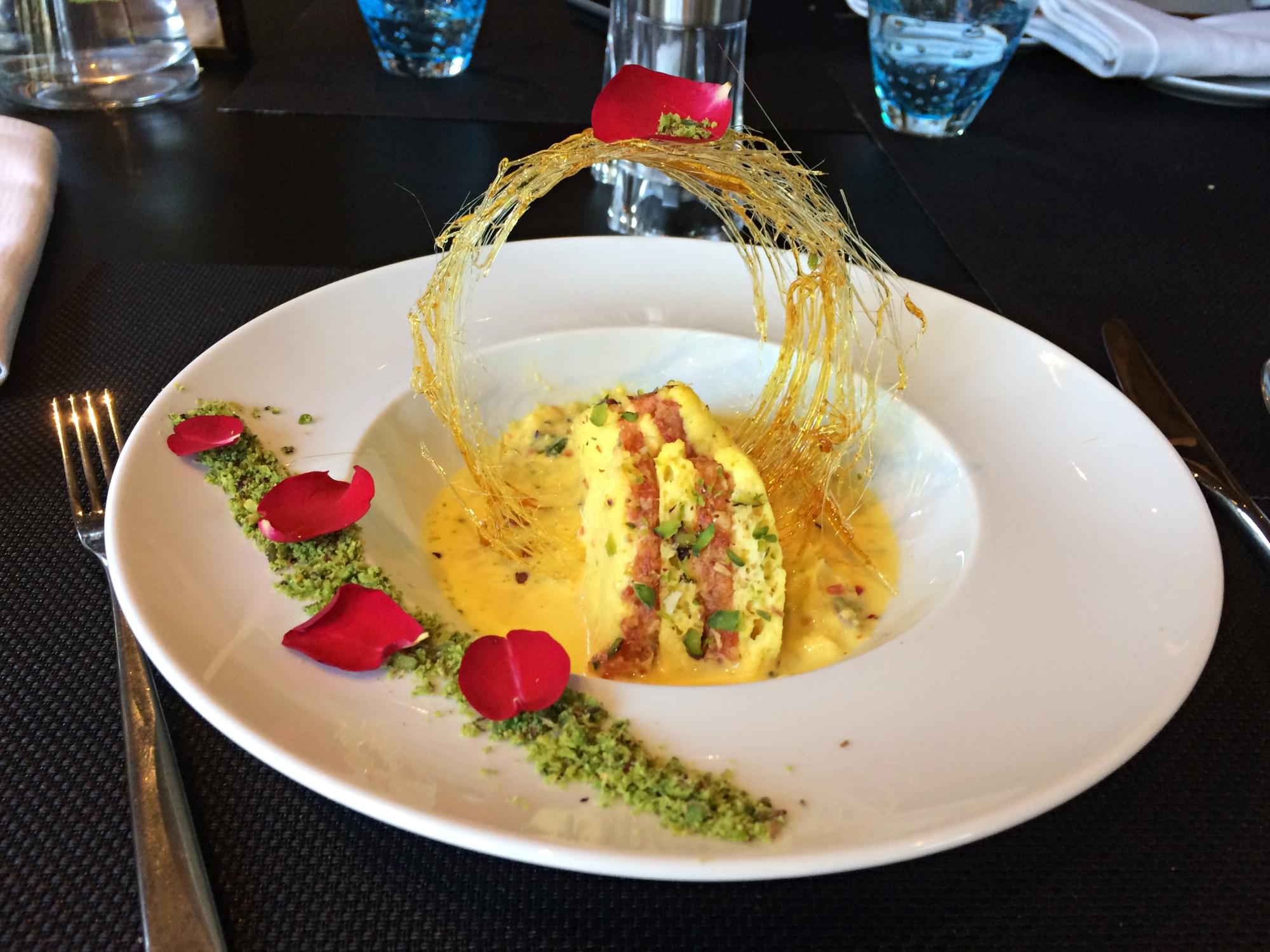Indore Marriott Shahi Dessert