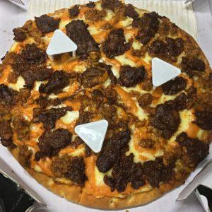 Mutton Overload Pizza