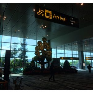 Changi Airport Decorations