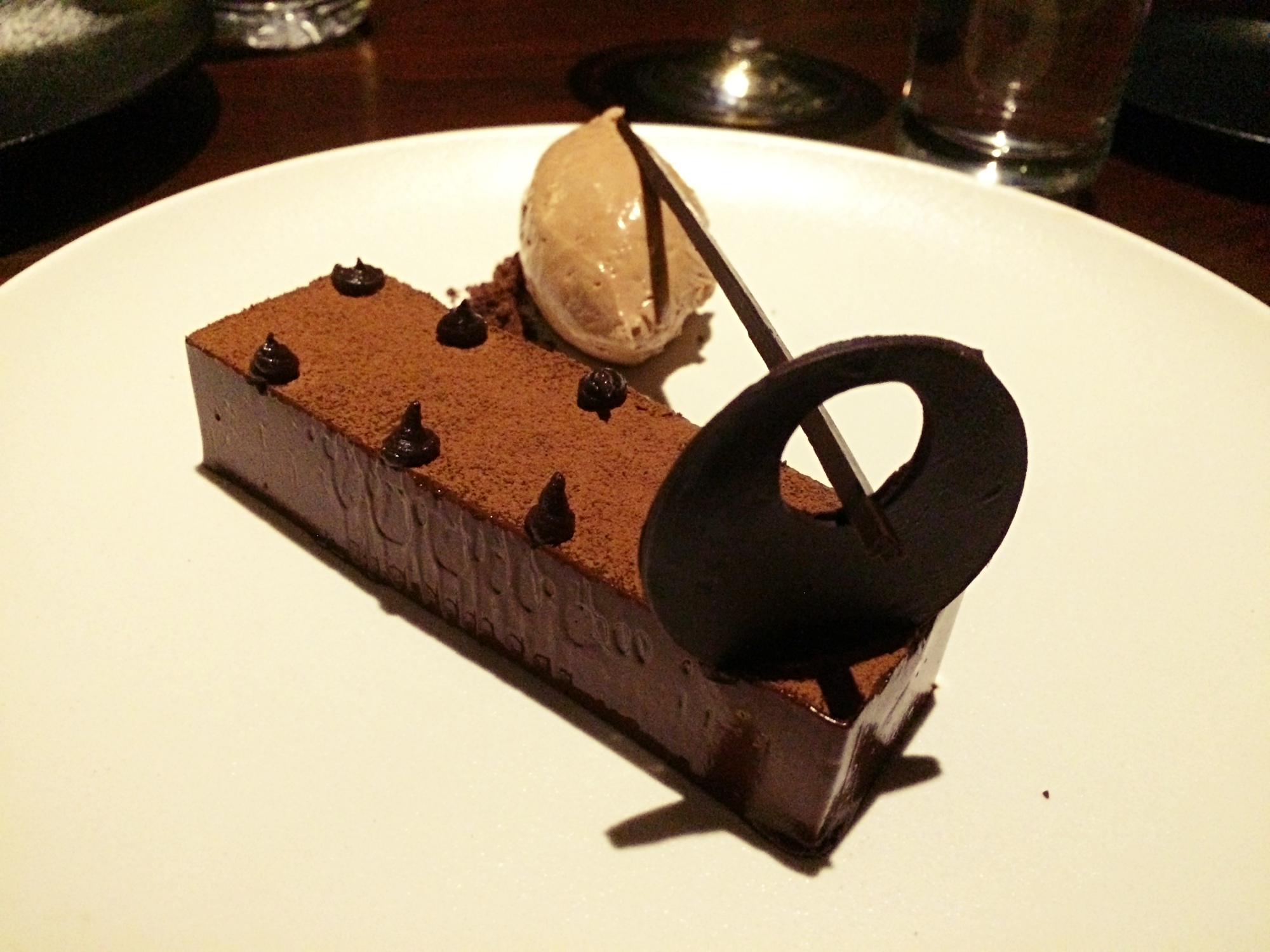 Chocolate Cremeux Theory