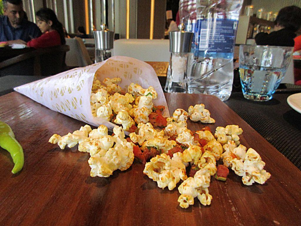Indore Kitchen Popcorn Bhel