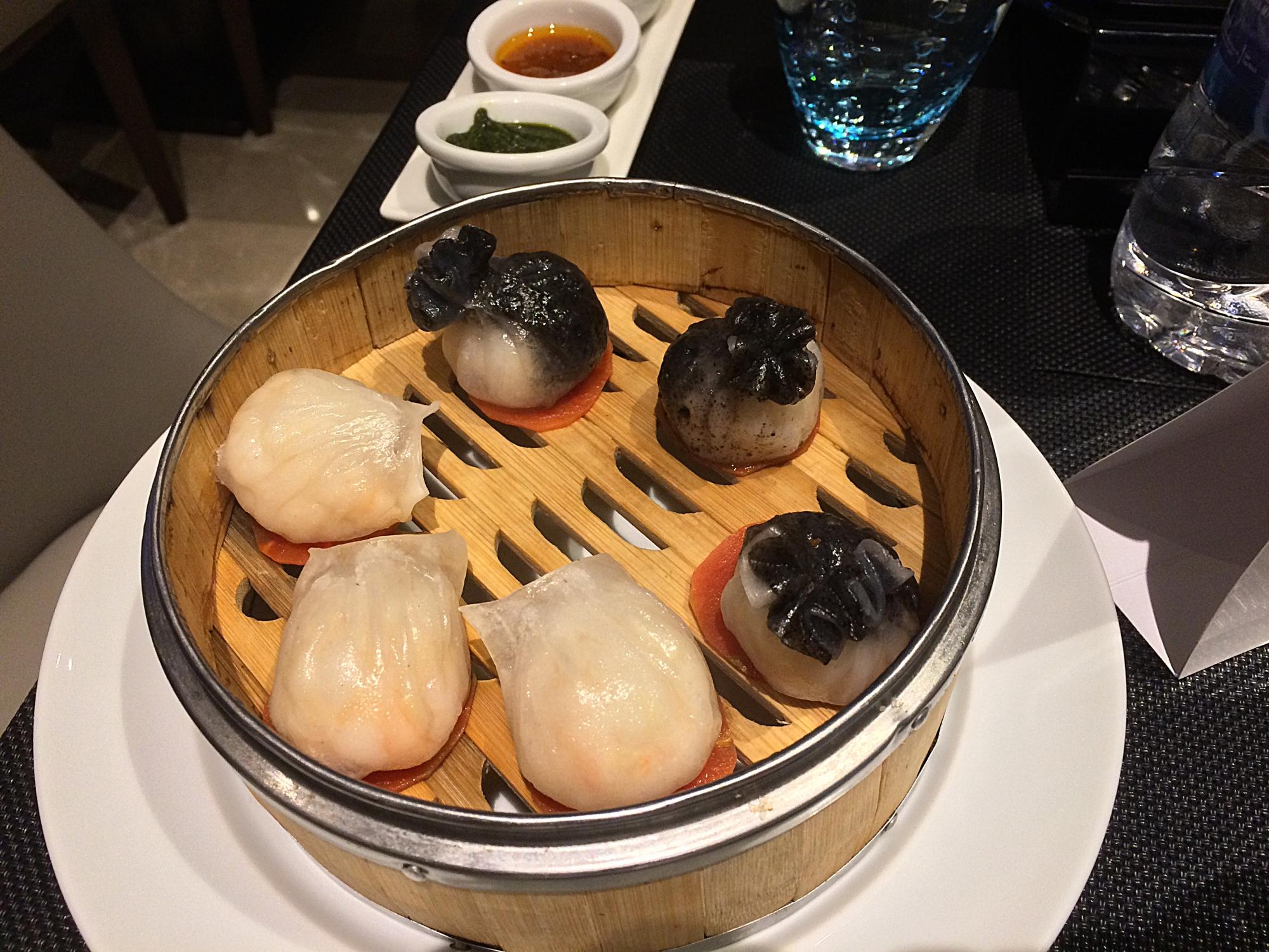 One Asia Sesame Dimsums