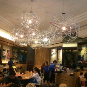Ramen Ippudo Interiors