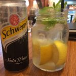 Signature Sparkling Lemon Soda