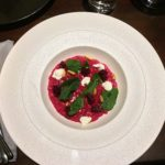 pickled Beetroot Risotto Theory