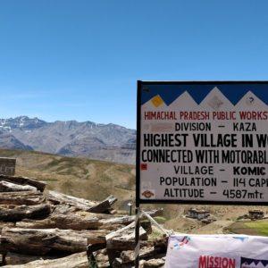 Komik Village