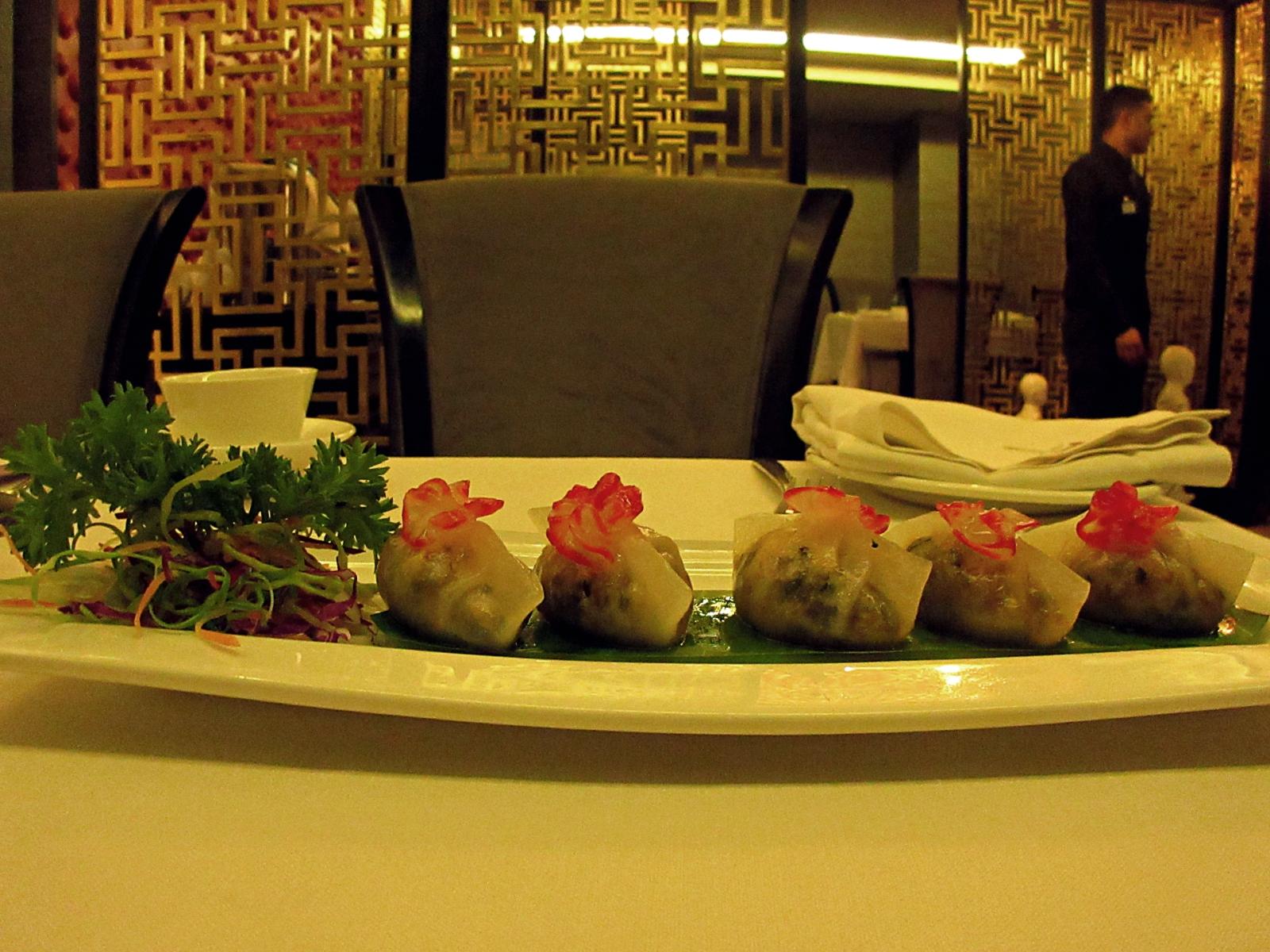 Ni Hao Oriental Lamb Dimsums