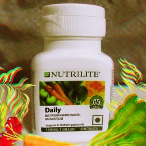 Nutrilite Daily Amway Product