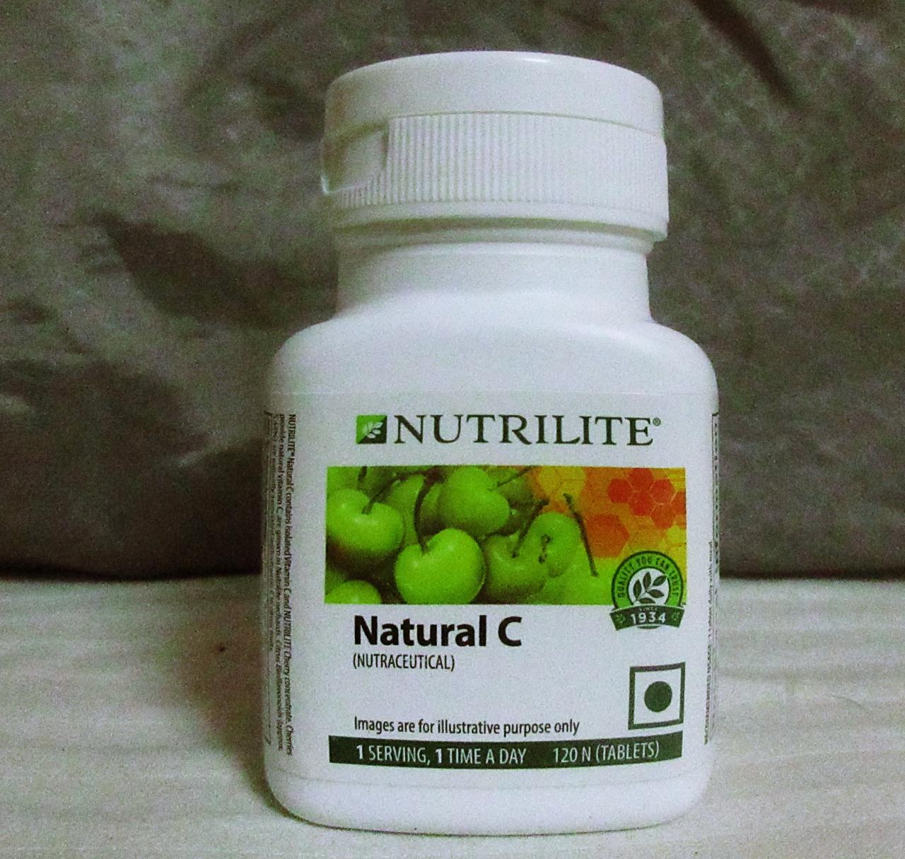 Nutrilite Natural C