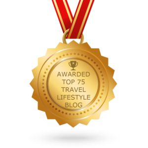 Top 75 Travel Lifestyle Award