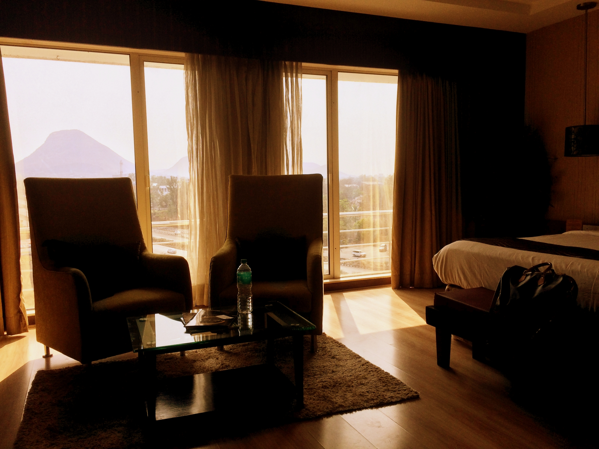 Express Inn Nashik Mountain Views