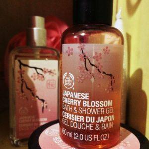 Japanese Cherry Blossom Bodyshop