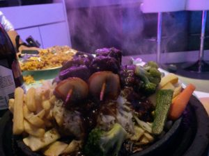 Mutton Shashlik Express Inn