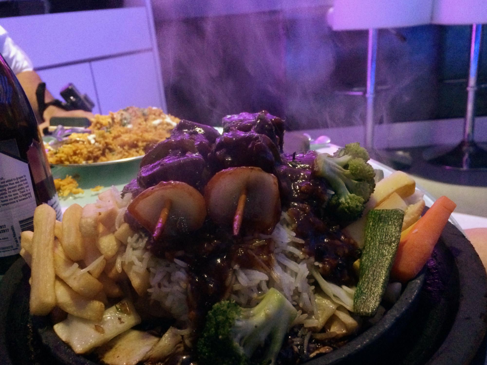 Mutton Shashlik Express Inn