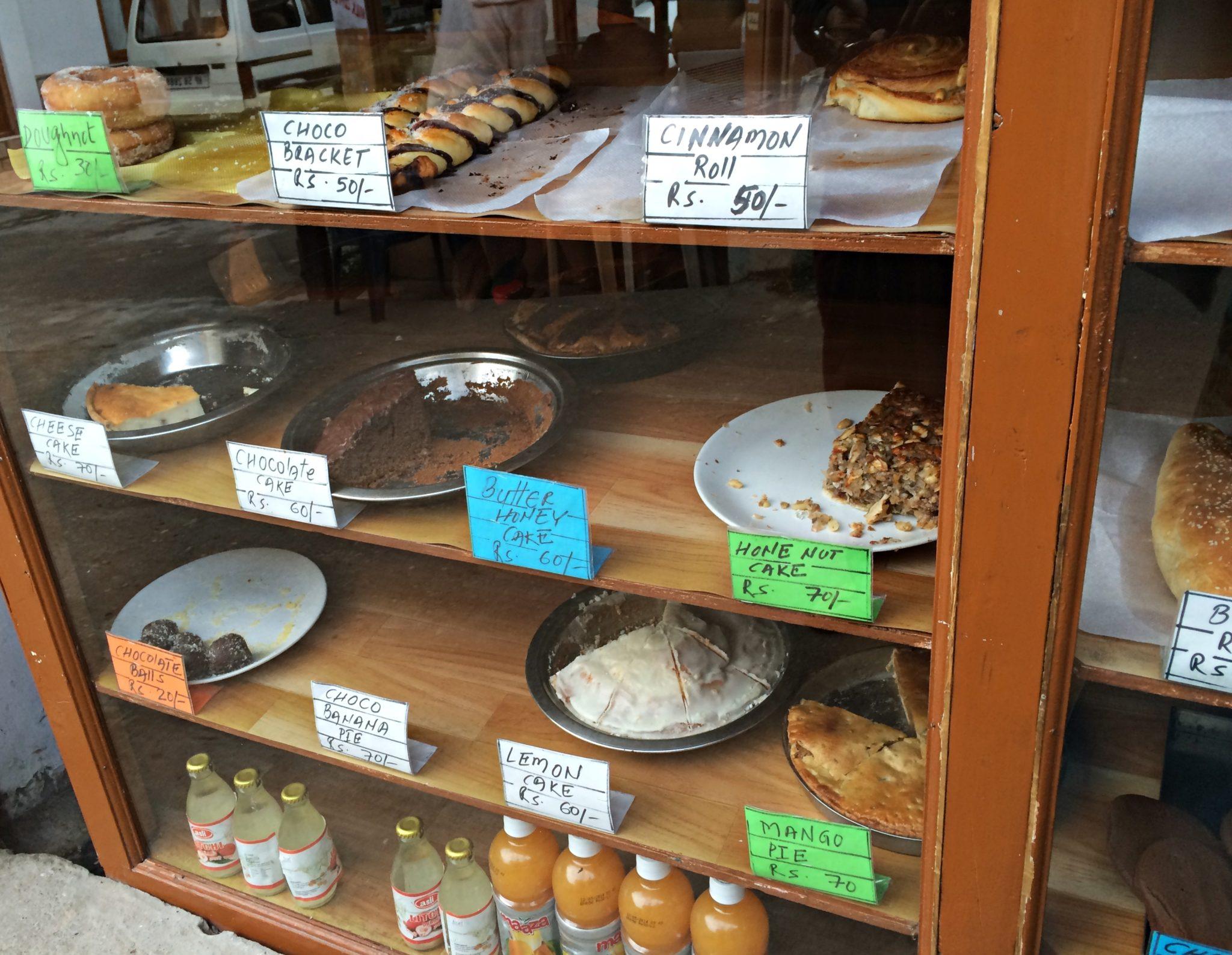 Bakery Items in Kullu Manali