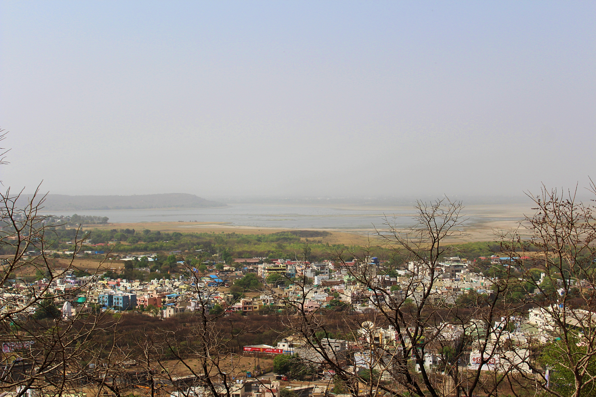 Bhopal City View