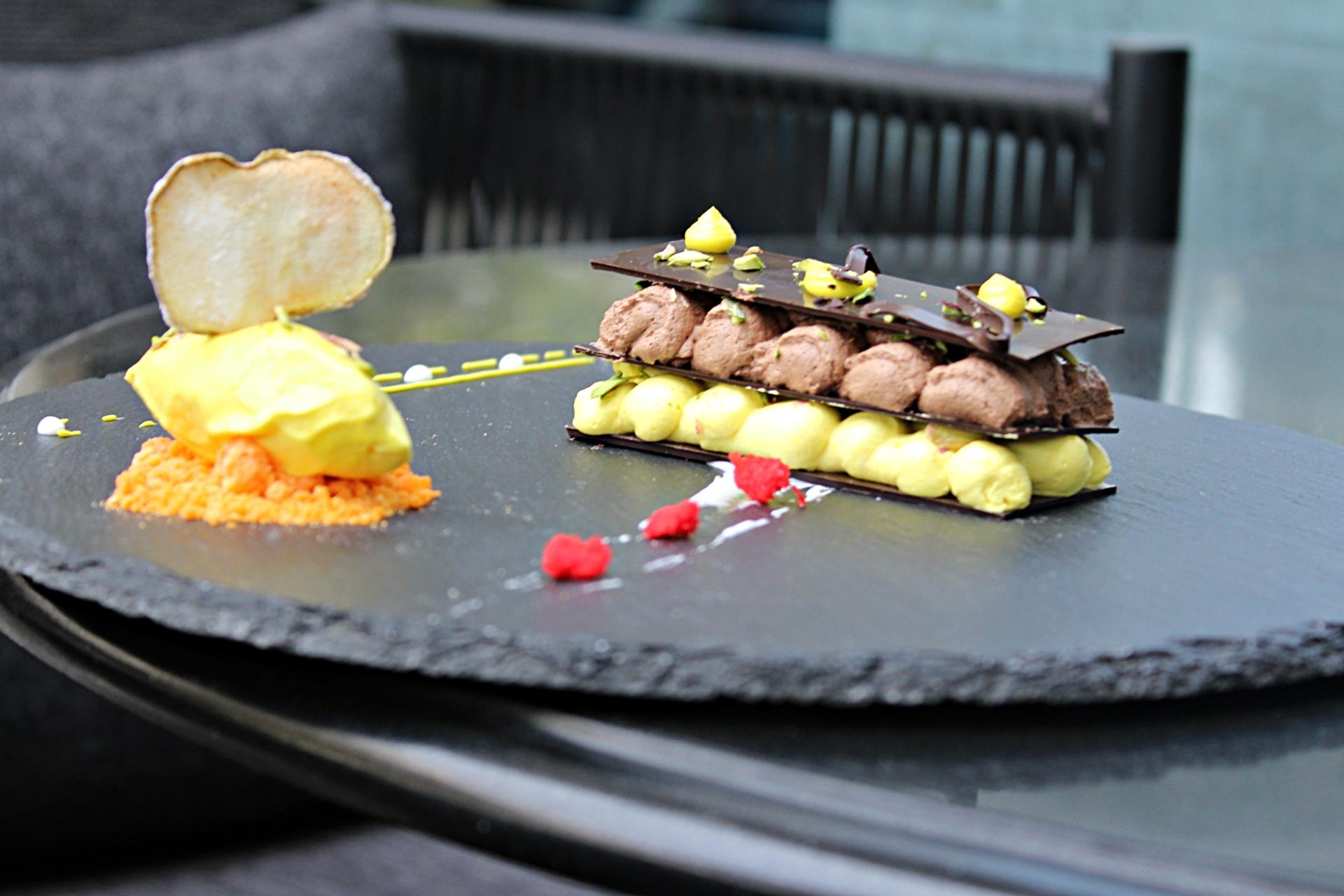 Chef Sikander Dessert