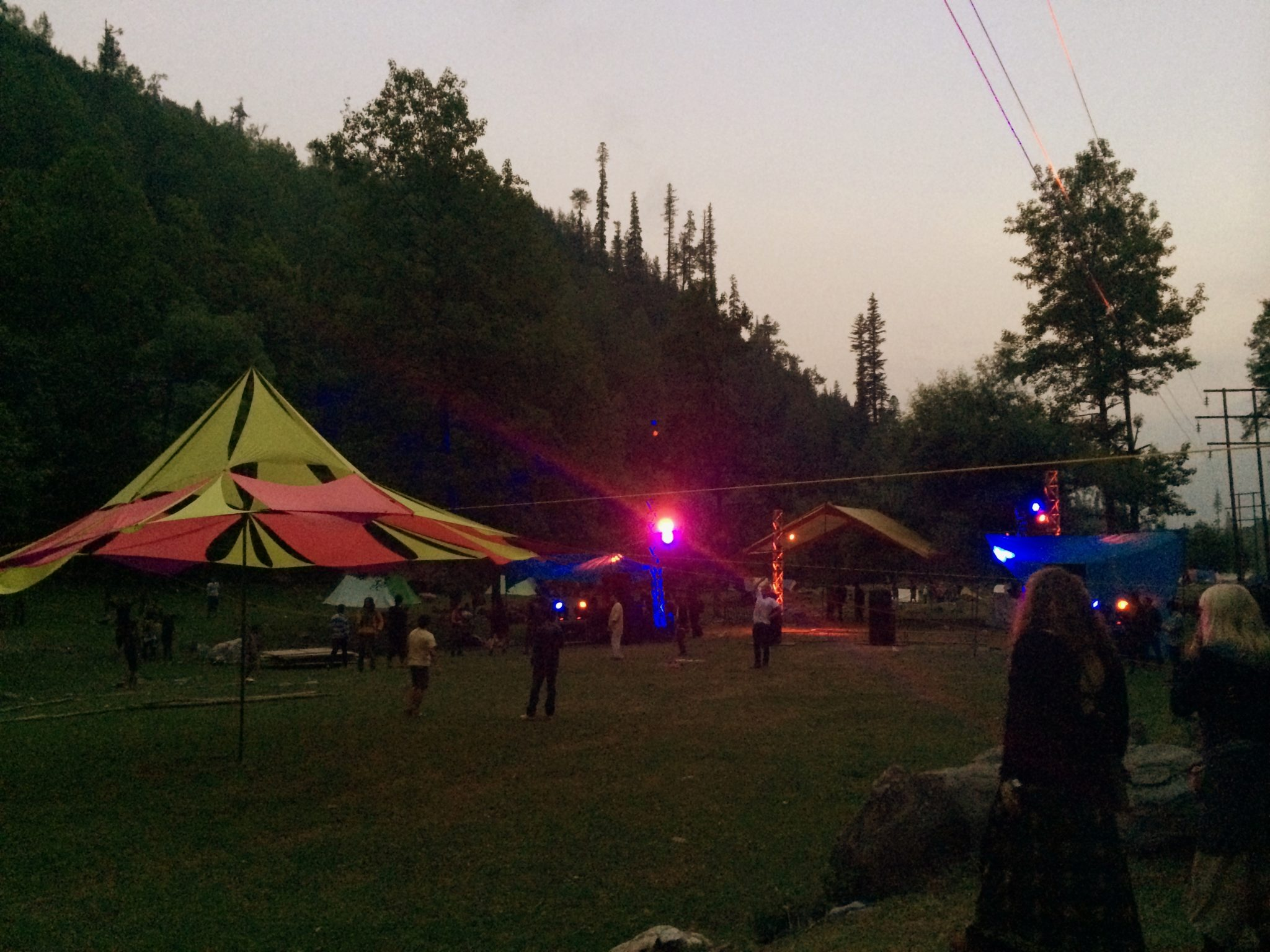 Music Festival in Himachal