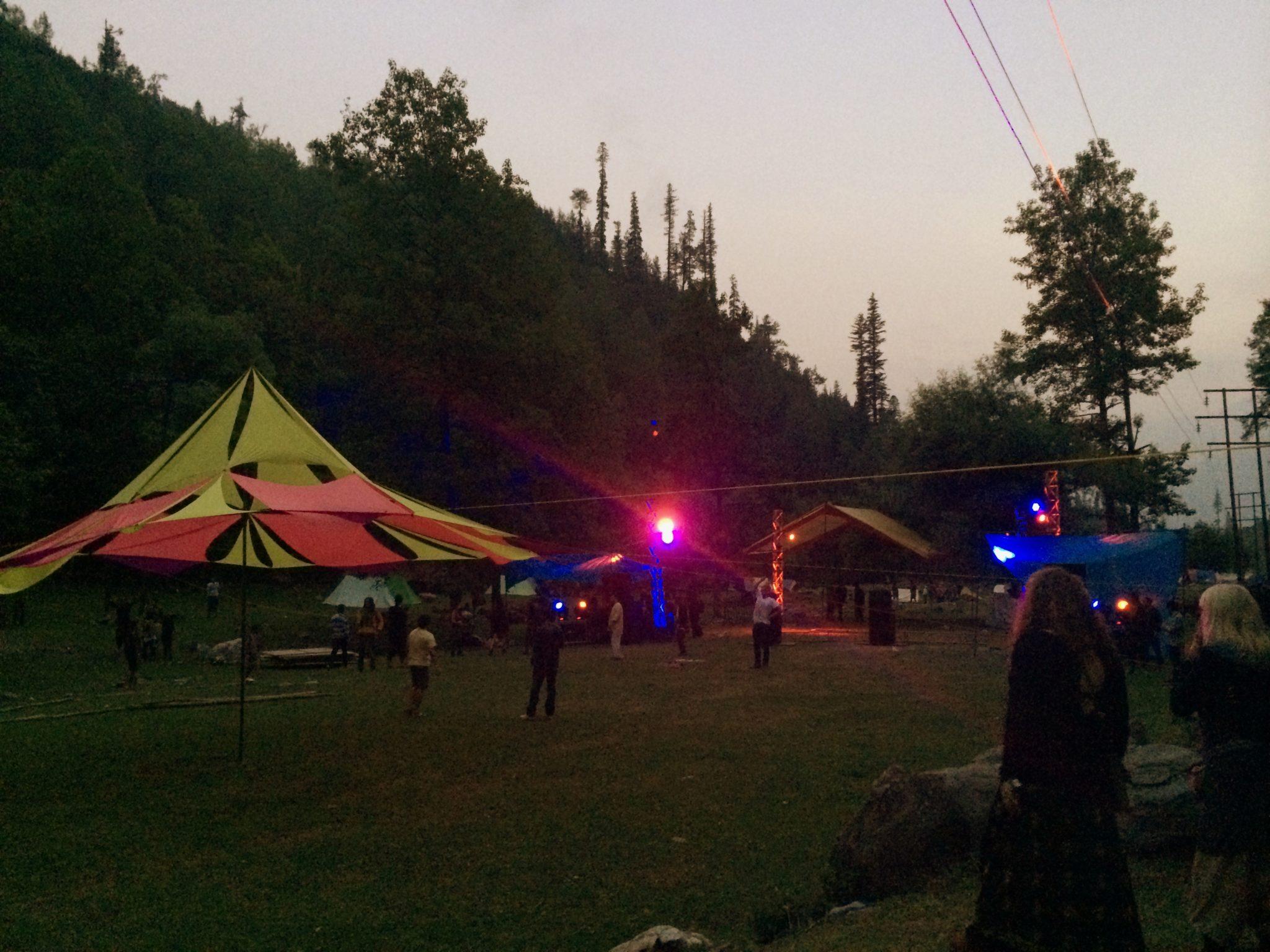 Music Festival in Himachal