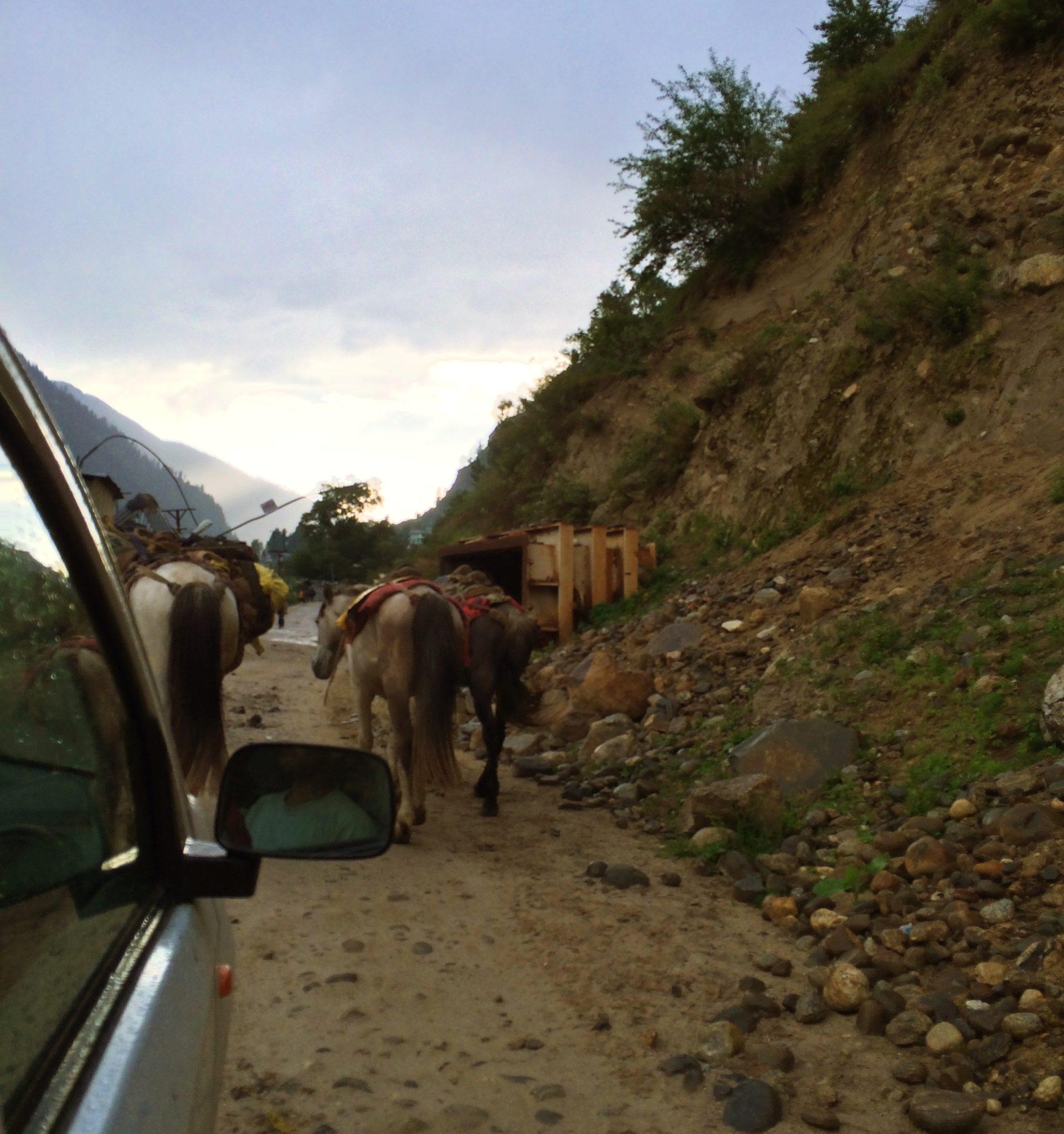 Himachal Narrow Lanes
