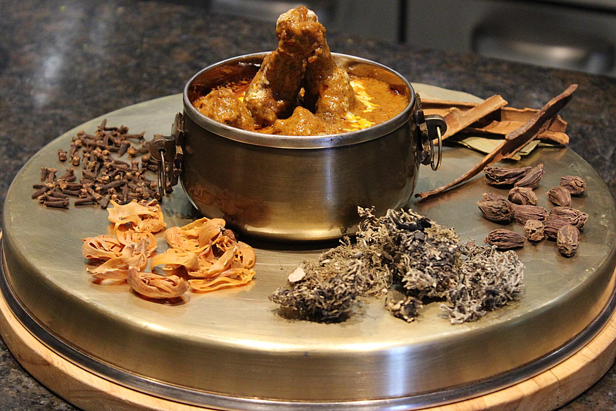 Indore Marriott Cashew Chicken
