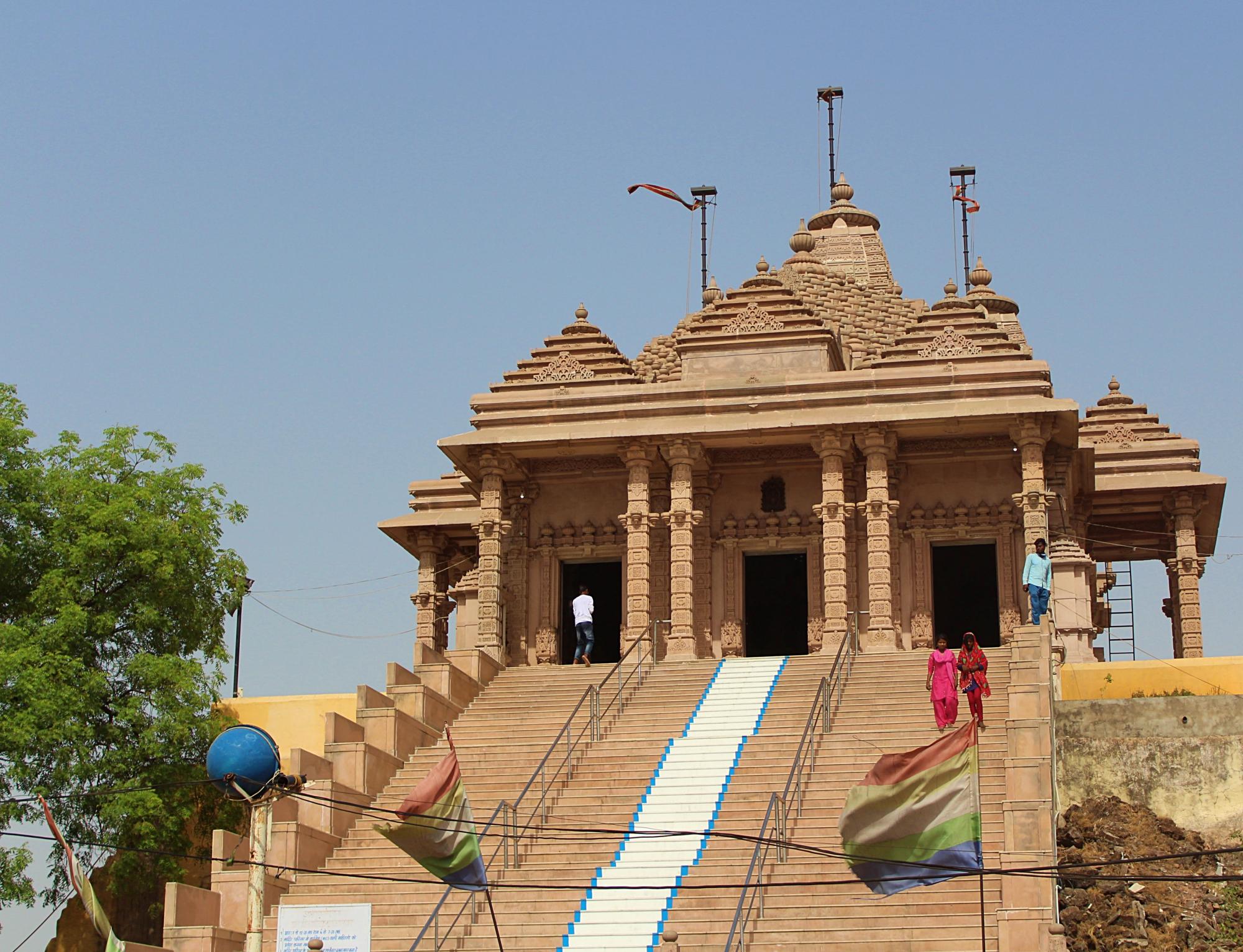 Mahaveer Giri Jain Temple
