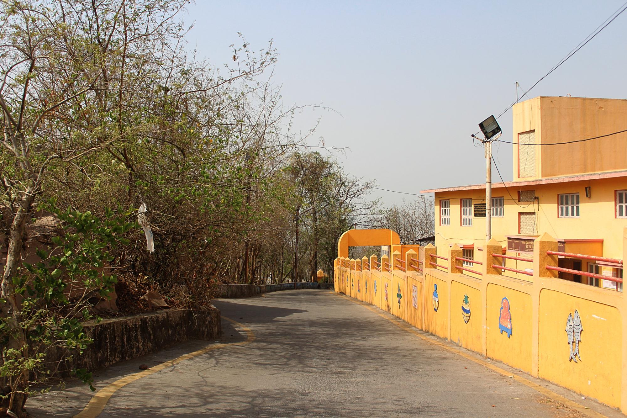 Mahaveer Giri Way back