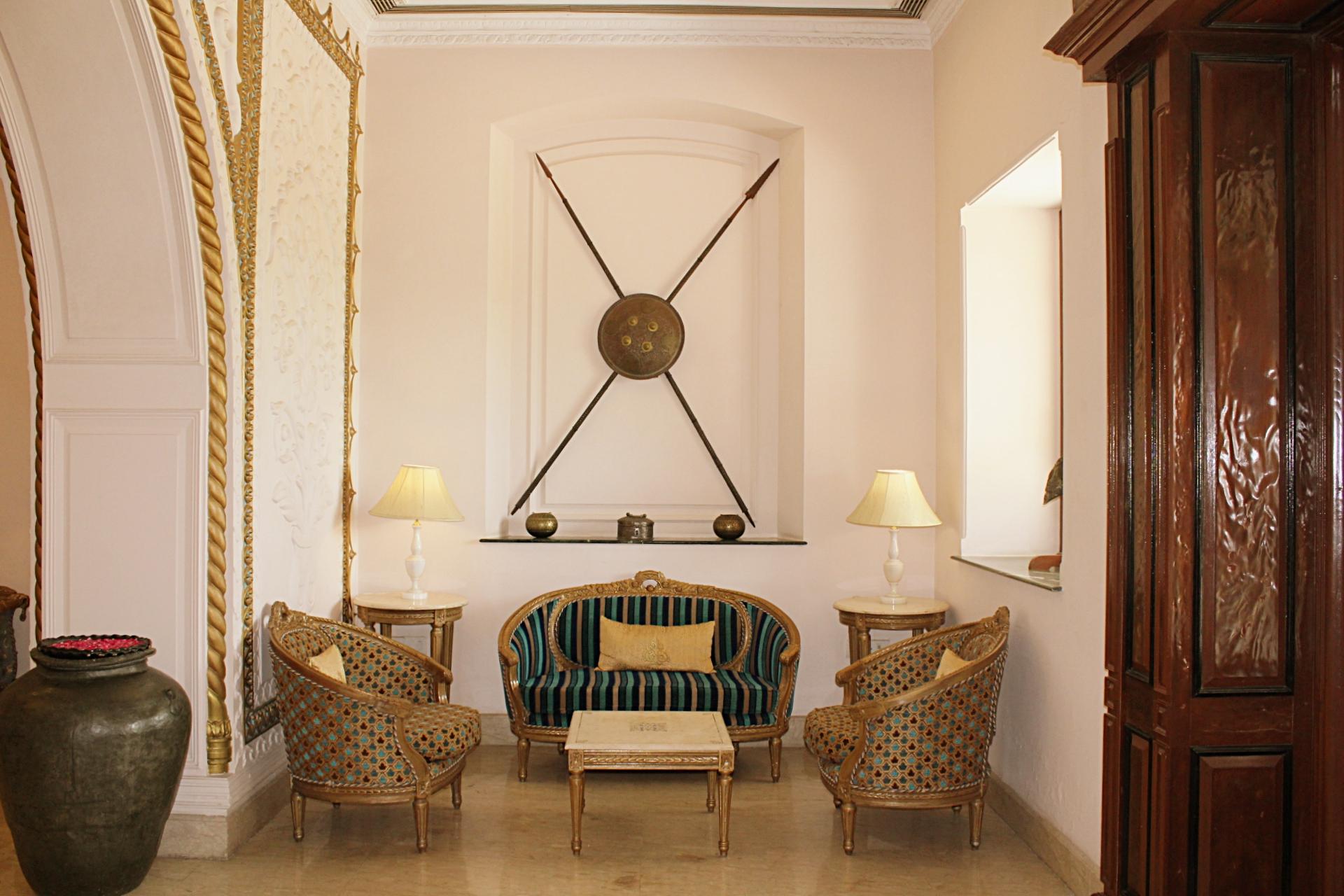 Noor-Us-Sabah Palace Reception