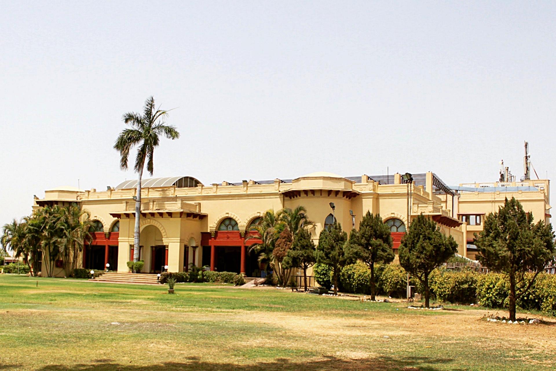 Noor-Us-Sabah Palace Bhopal