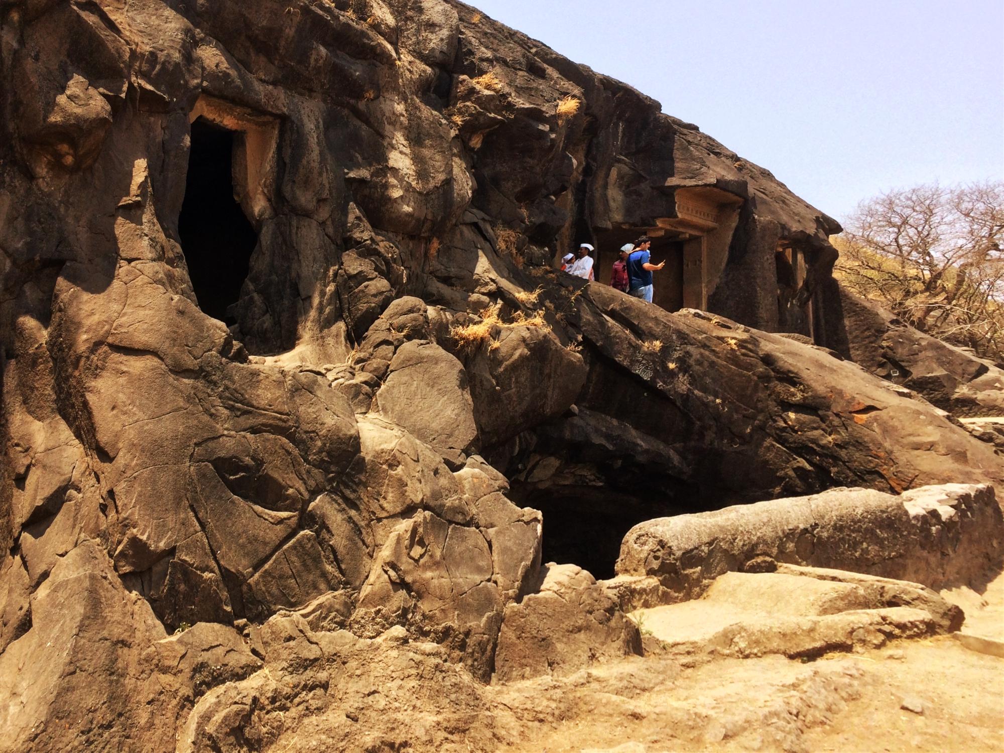 Pandavleni Caves Kund