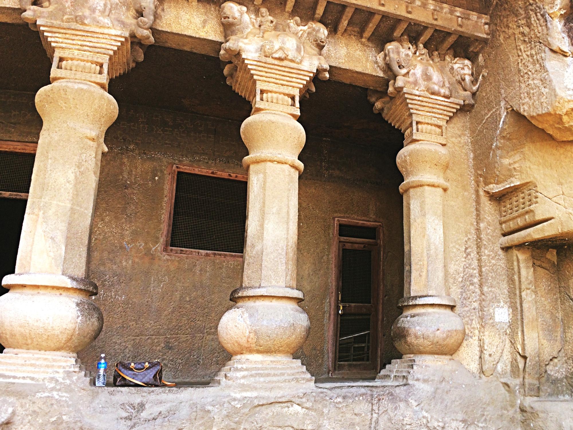 Pandavleni Viharas in Nashik