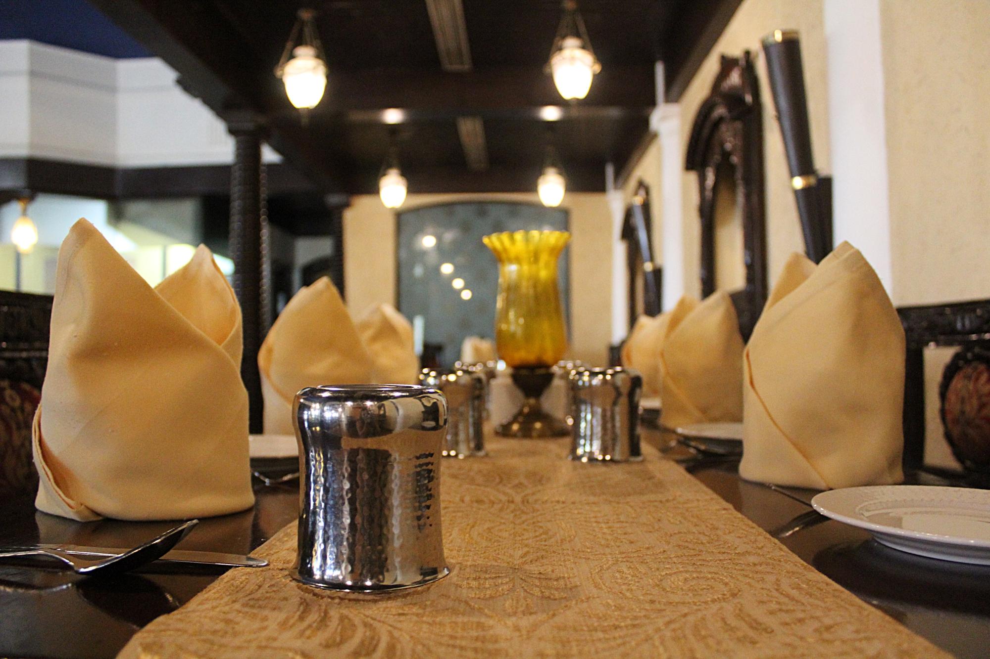 Zaaiqa Fine Dining