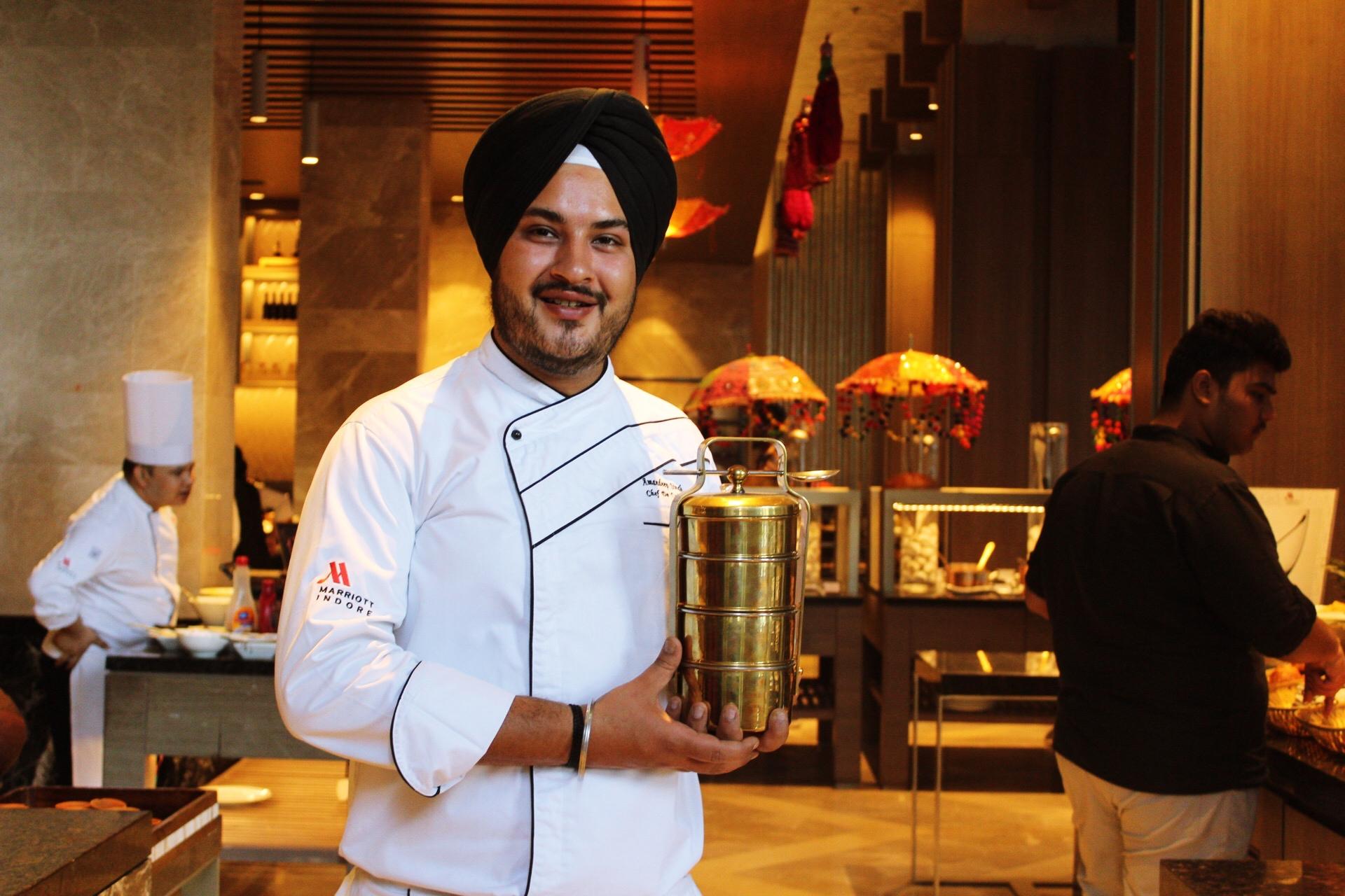 Chef Amandeep Singh