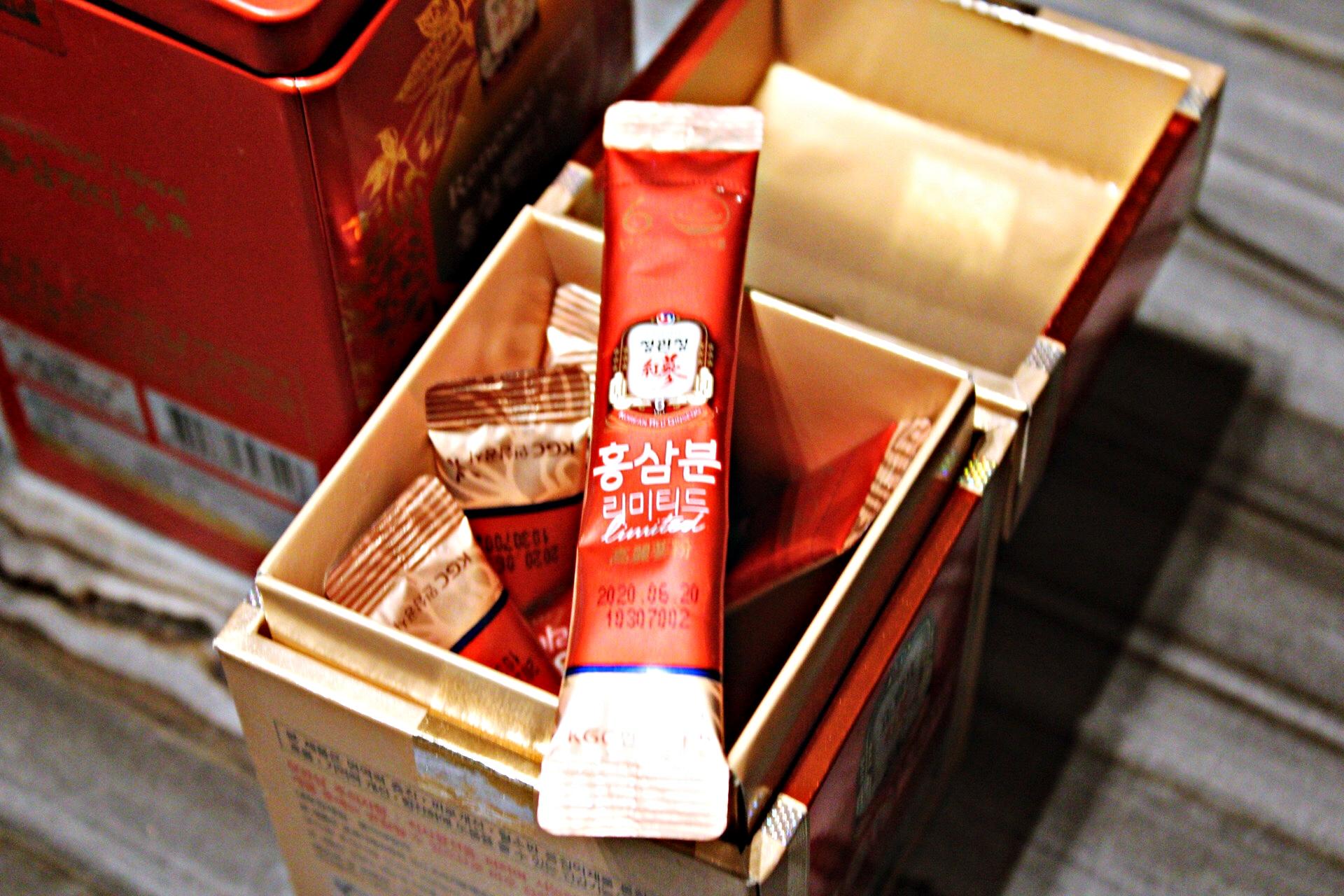 Limited RKG Ginseng Powder