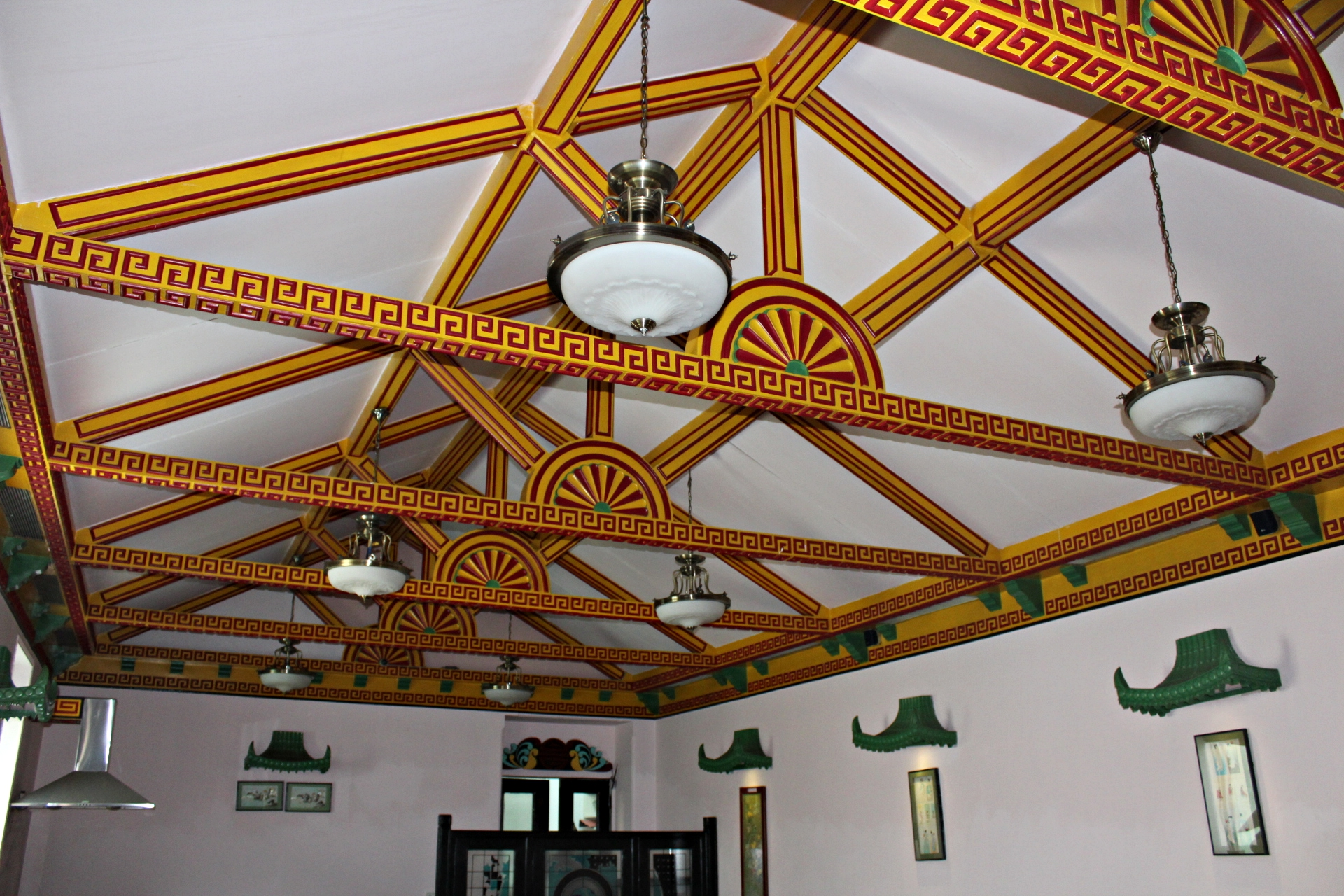 Japanese Ceiling in Bhopal