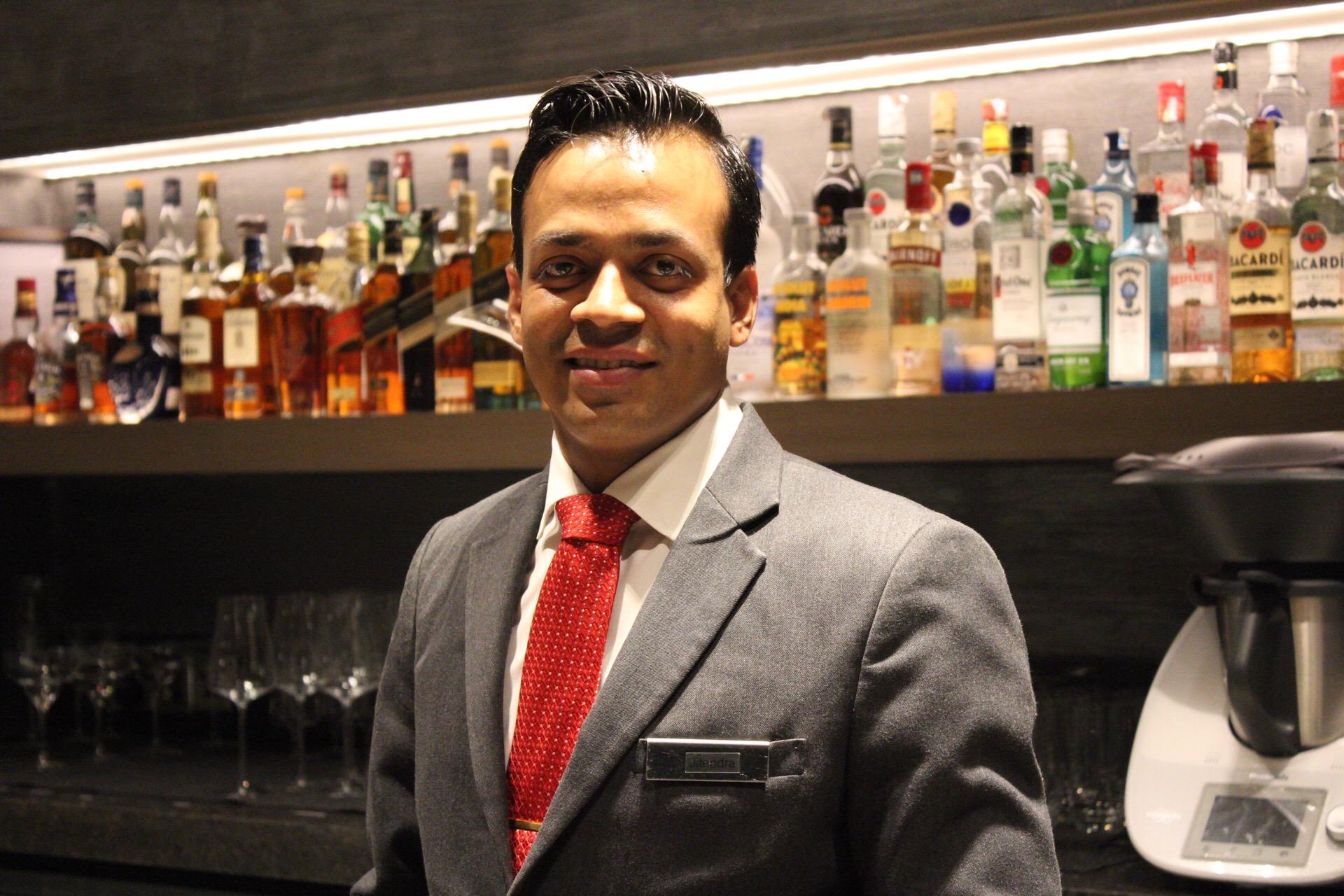 Indore Marriott Jitendra