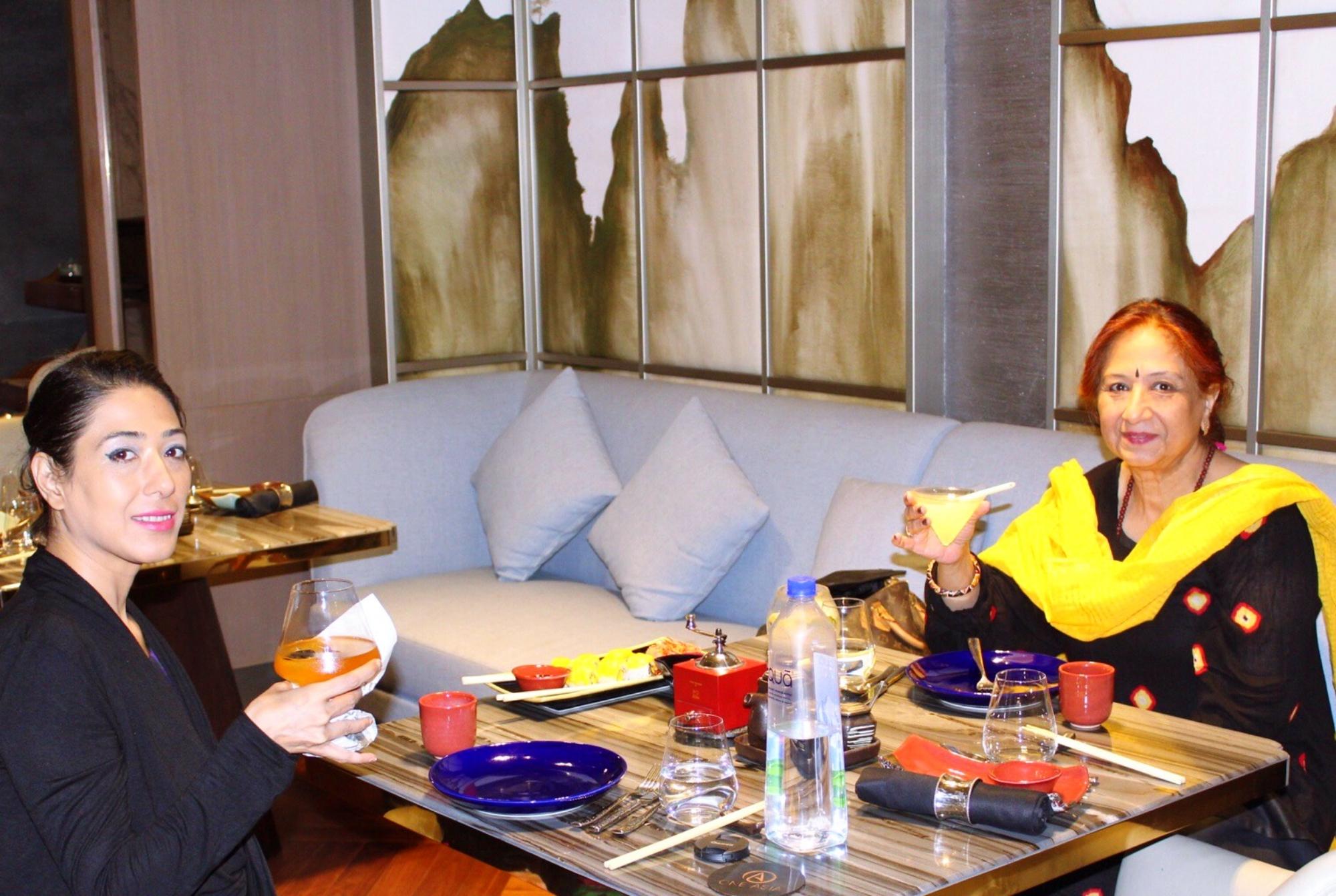 Marriott Ginseng Dinner Night