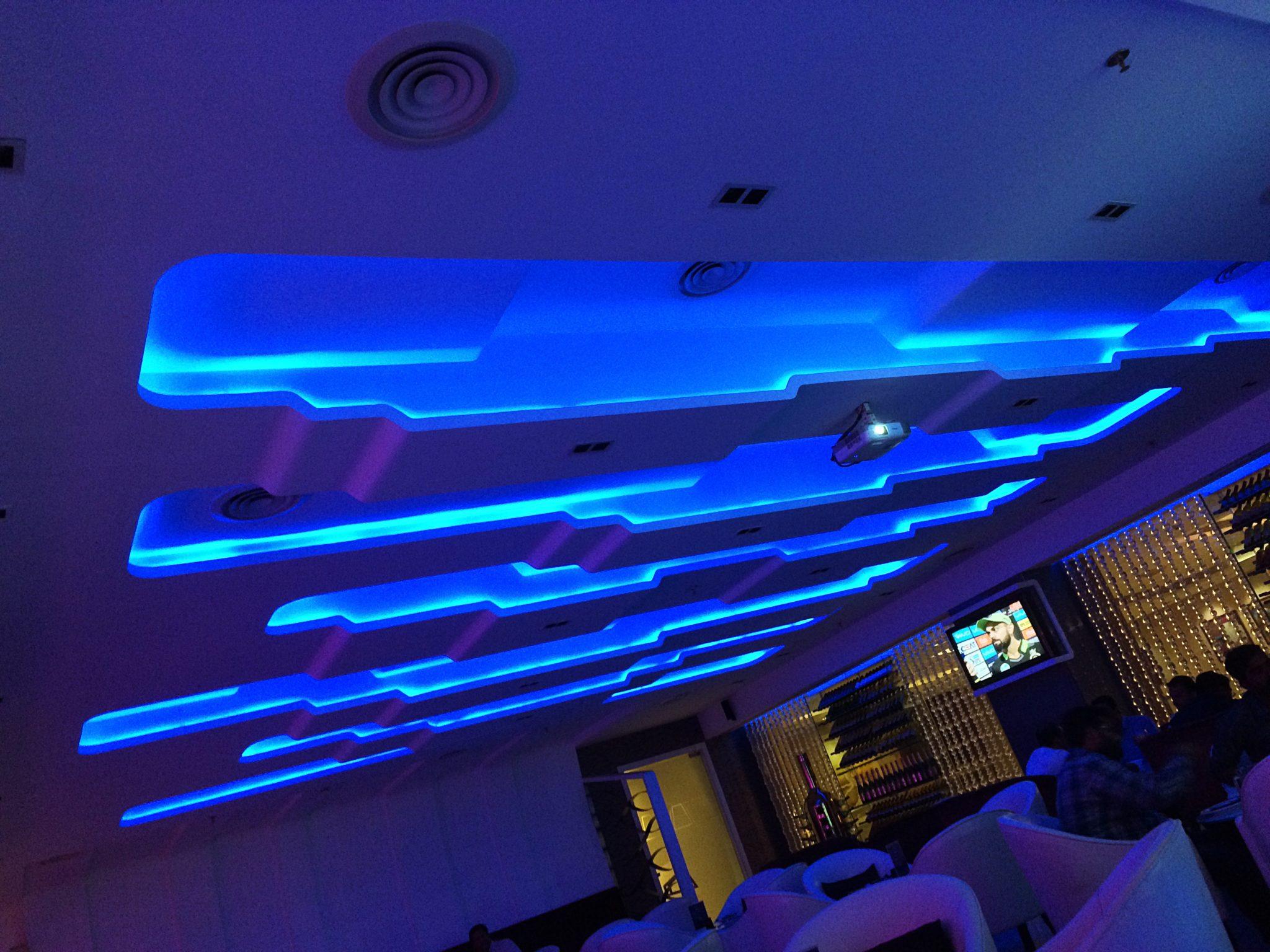 Nasik Le Bar Salon Sports Lounge