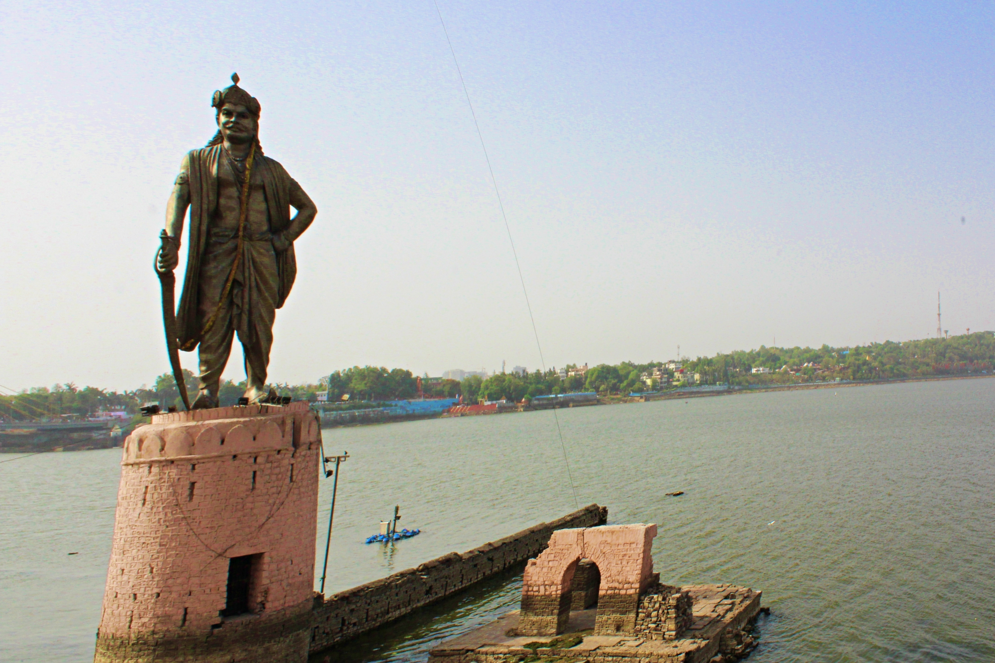 Raja Bhoj Statue Bhopal