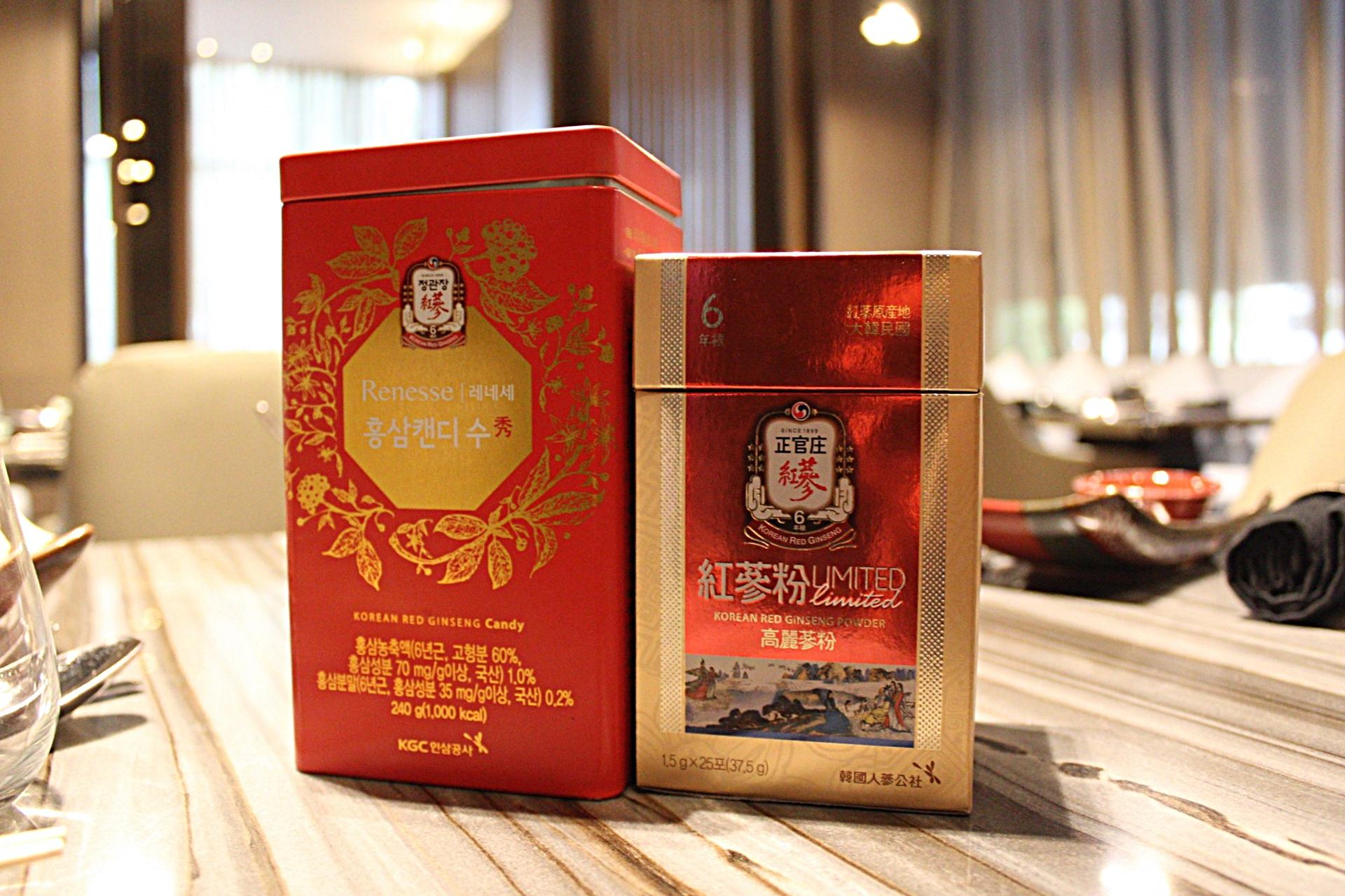 Red Korean Ginseng