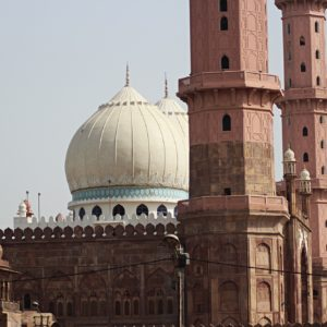 Spherical Dome Taj-Ul-Masajid