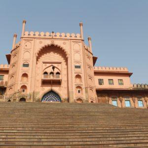 Taj-Ul-Masajid Flight of Stairs