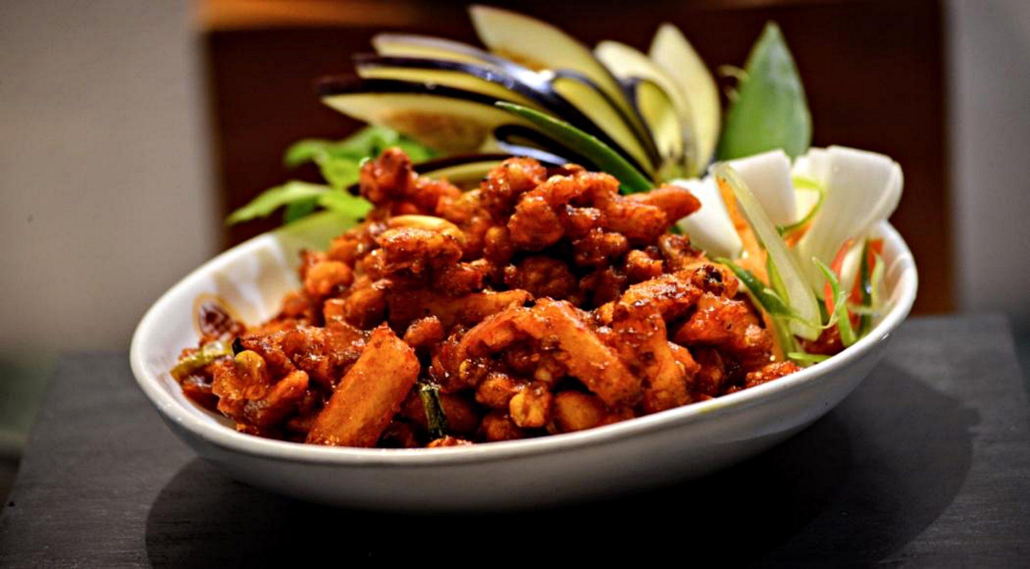 Tsinghoi style Potato & Golden corn