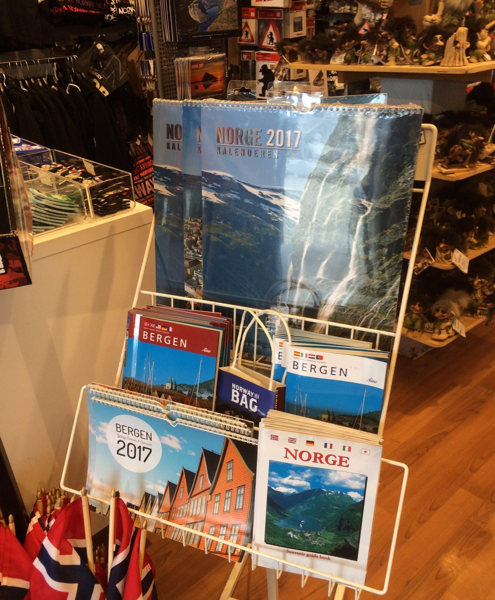 Bryggen Postcards