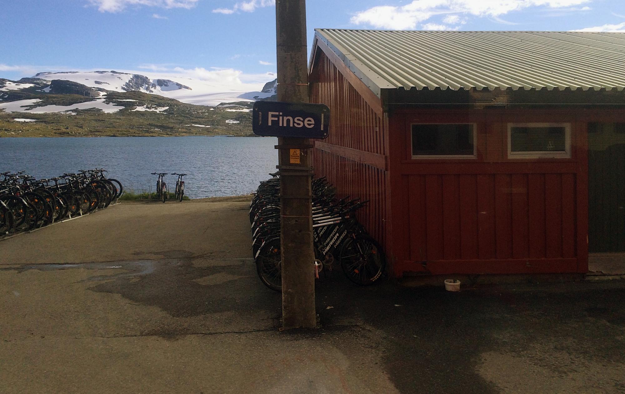 Finse 1222 Norway